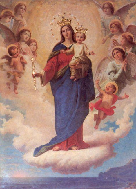 Maria Ausiliatrice  Roma