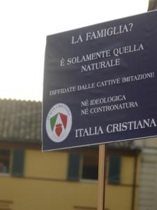 Manifestazione per la Famiglia - Teramo 11 Ottobre 2014