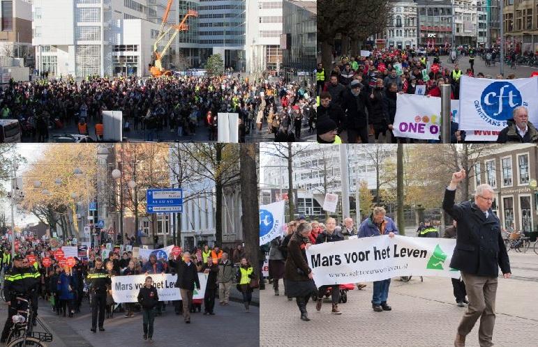 Marcia per la Vita Olanda