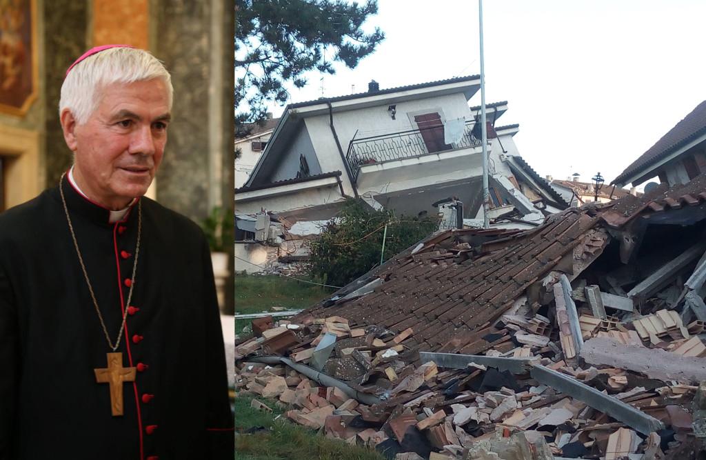 Mons D'Ercole terremoto
