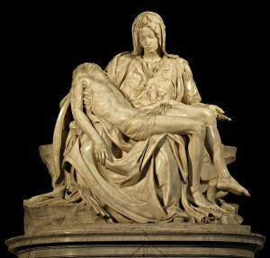 Pietà_Michelangelo