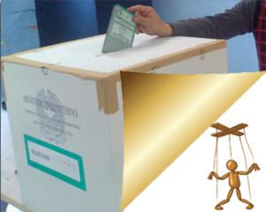 Elezioni-marionetta